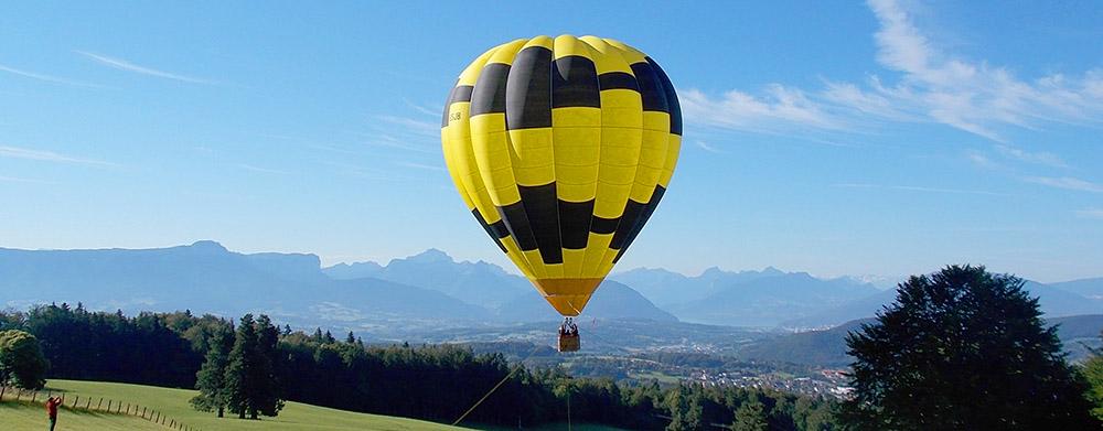 seminaire montgolfiere annecy