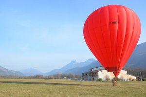 montgolfiere annecy
