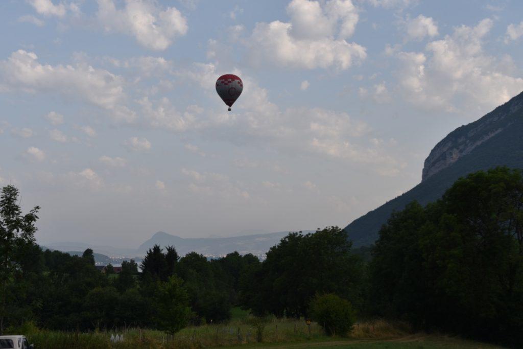 ballon annecy
