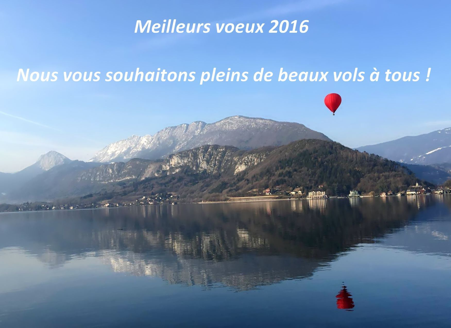 voeux montgolfiere annecy 2016